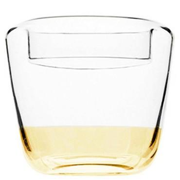 Streifen cognac-lüster